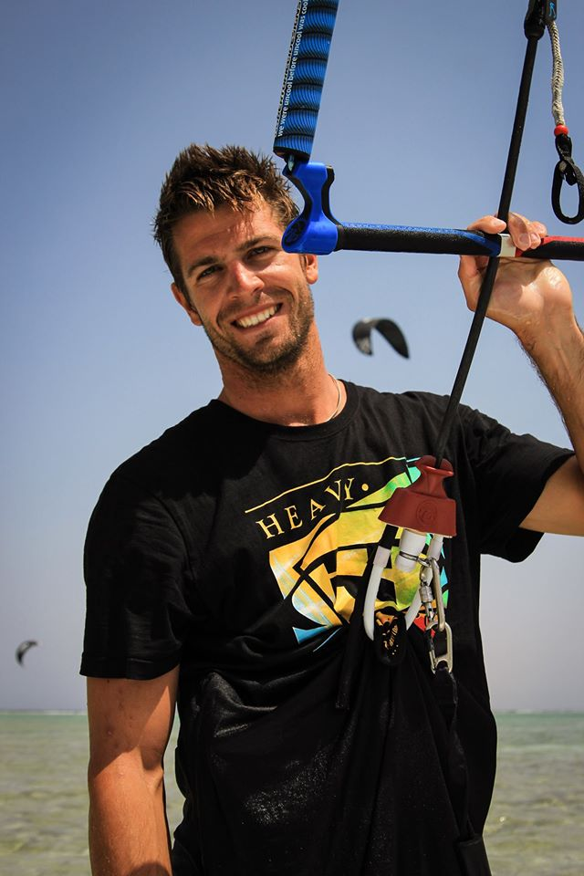 About Gabor the kitesurf instructor