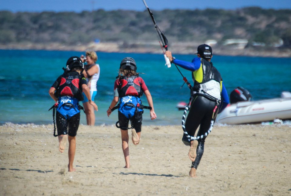 kitesurfing for kids