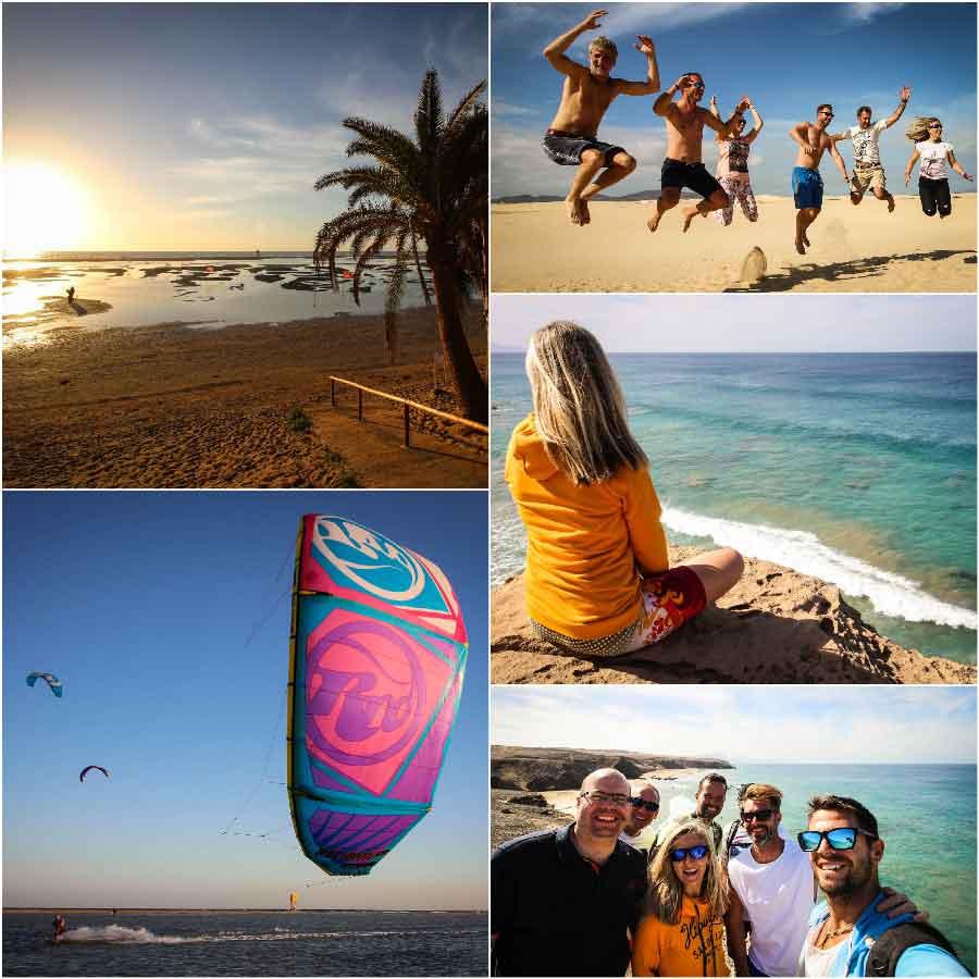 Fuerteventura kitesurf