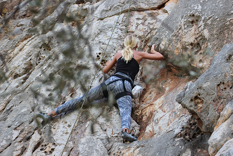 Things to do in sicily climbing
