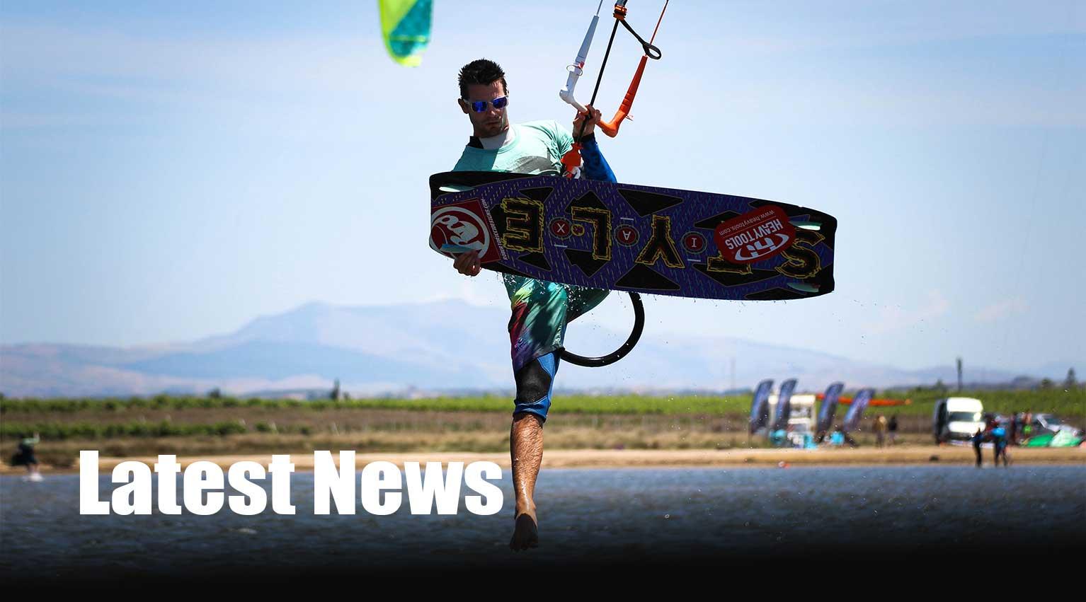 kitesurf news