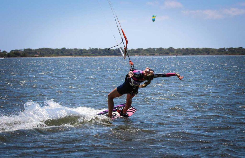 kitesurfing Sicily