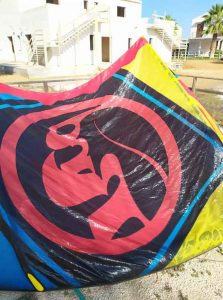 RRD Obsession mk8 kite for sale