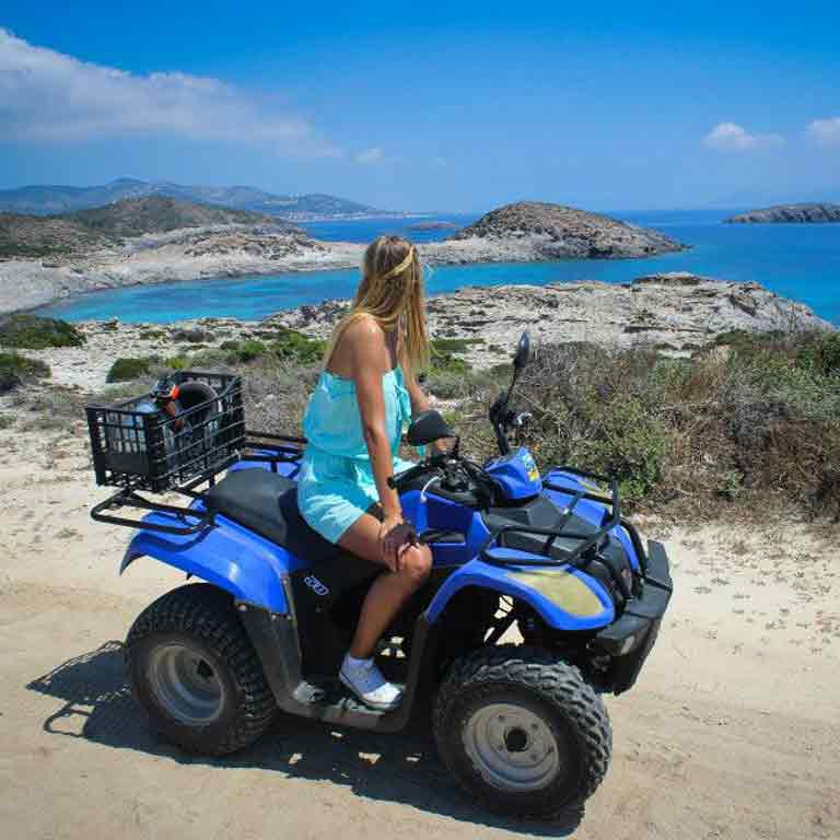 Paros Kite spots