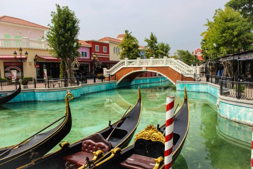 Venice of Thailand