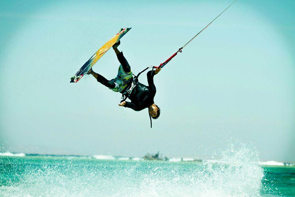 kitesufing in Egypt Sharm El Sheikh, El Gouna, Soma Bay, Hurghada